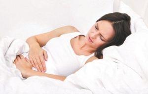 Вопрос №43 – Симптомы, характеризующие выход камней из желчного пузыря?