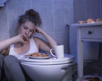 Лечение поноса после приема пищи