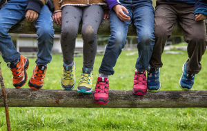 Преимущества ортопедической обуви для детей