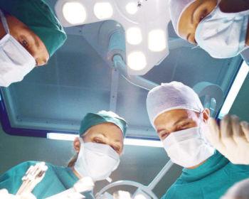 Проведение операции при желчекаменной болезни