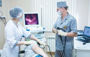 Исследование органов пищеварения методом фиброгастроскопии