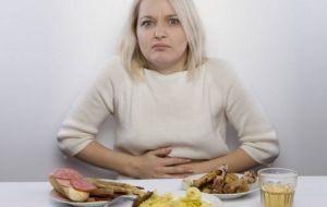 Причины ощущения тяжести в желудке после еды