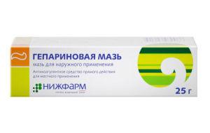 Эффективность применения Гепариновой мази при геморрое