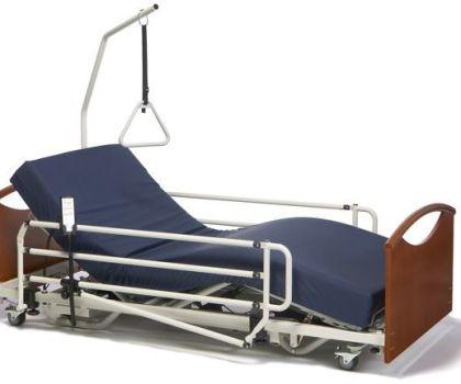 Кровать медицинская для людей с инвалидностью