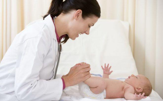 Консультация врача при детском запоре
