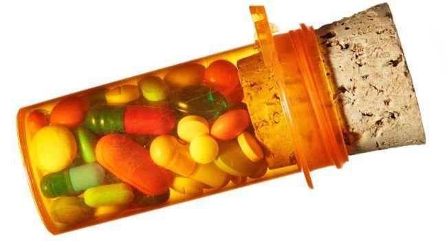 Медикаментозное лечение запора