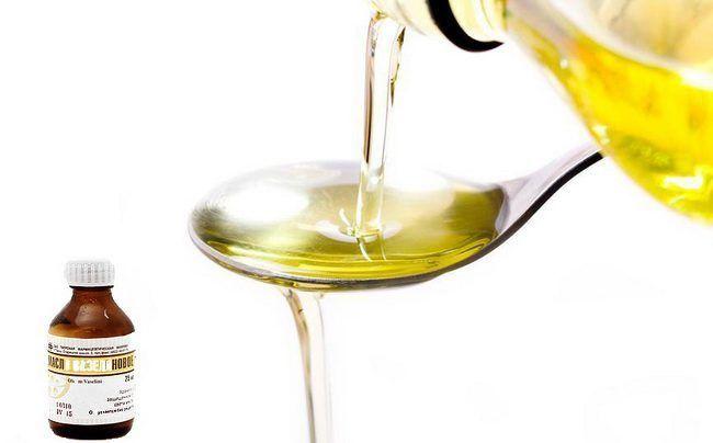 Полезные свойства вазелинового масла