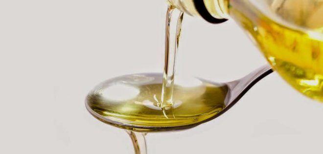 Прием столовой ложки растительного масла