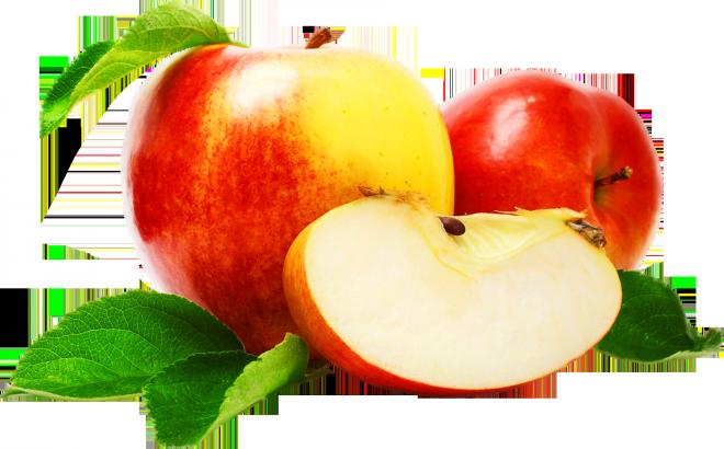 Яблоки при запорах