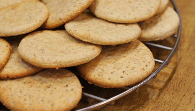 Галетное печенье может Вам помочь избавиться от изжоги
