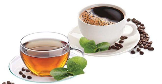 Кофе и чай также могут вызывать черный стул