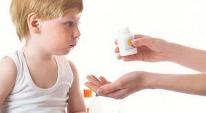 Лекарства ребенку