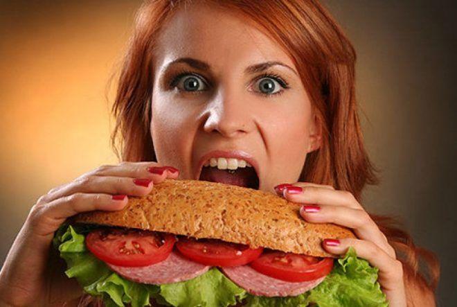 Неправильное питание один из первых шагов к запору