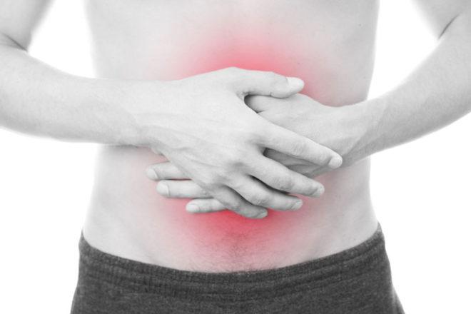При гиперацидном гастрите воспаляются стенки желудка