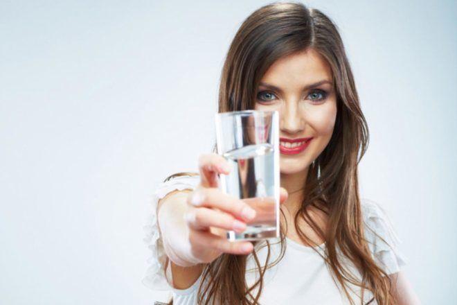 При появлении побочных эффектов пейте больше воды