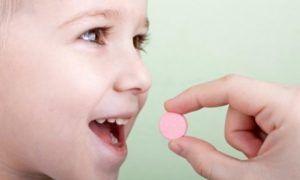 При приёме препарата детьми будьте внимательны при дозировке