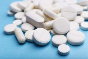 Применение таблеток