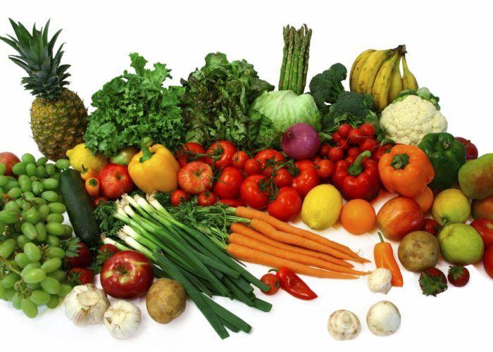 Растительная пища для кишечника