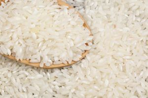 Рис — одна из каш, рекомендованых при диарее