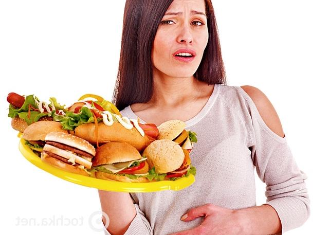 Тошнота и потеря аппетита