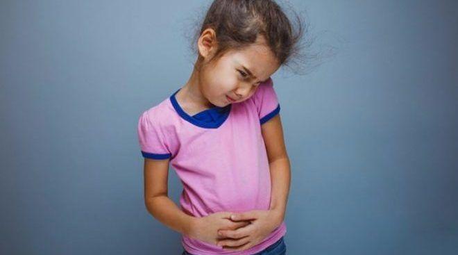 Инородное тело в желудке ребенка