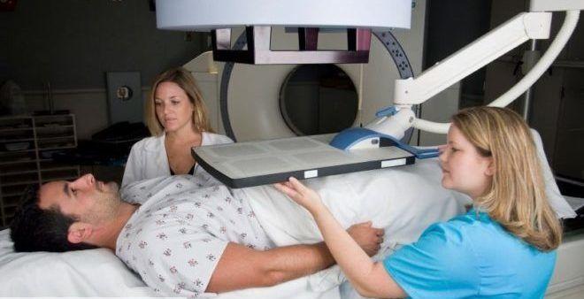 Процедура рентгена желудка