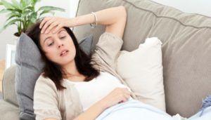Утомляемость у женщин