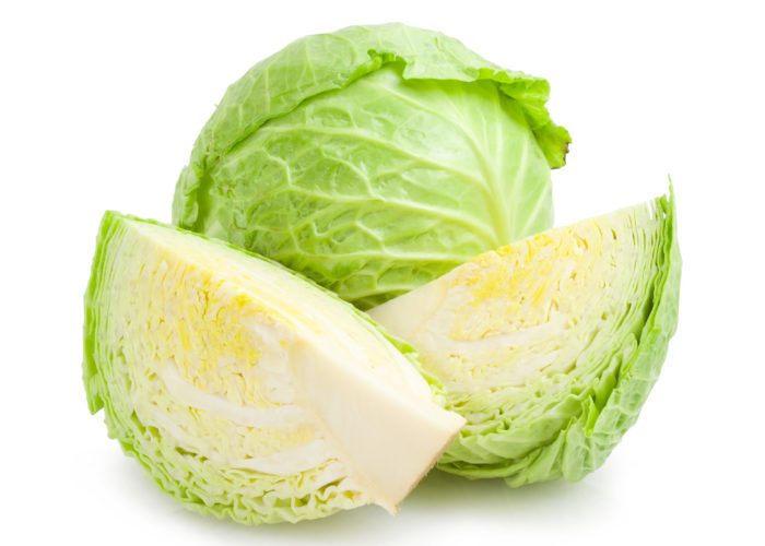 Белокочанную капусту