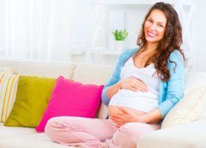 Беременность и мазь Вишневского