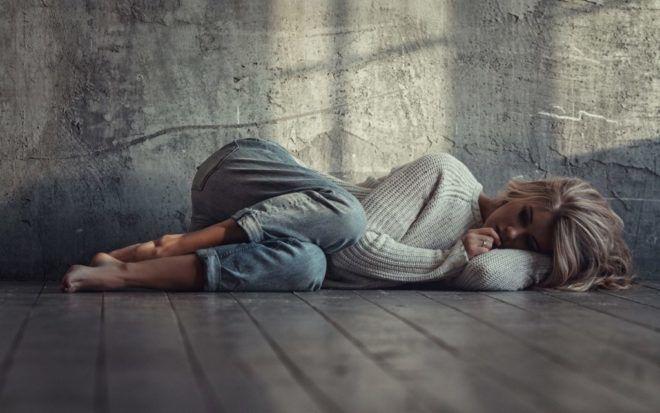 Горечь во рту может возникать при депрессии