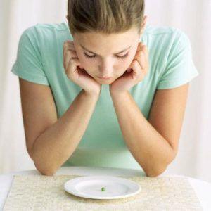 Голодание является главной мерой при подготовке к операции