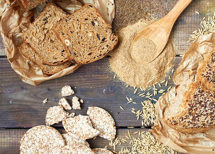 Хлеб из очищенных сортов пшеницы