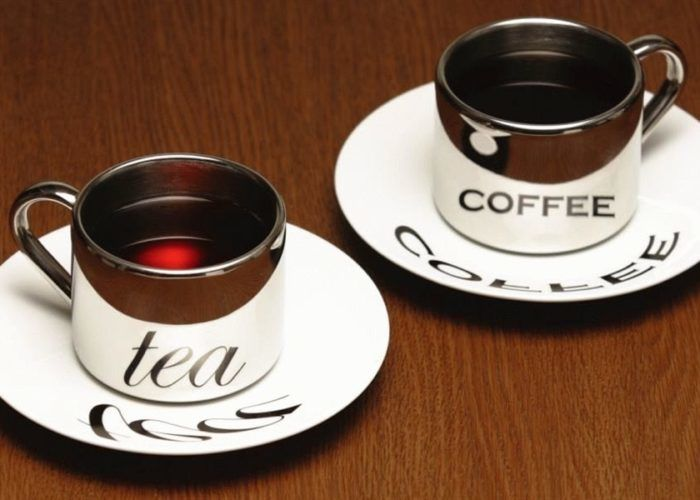 Крепкий чай, кофе, квас, кисель