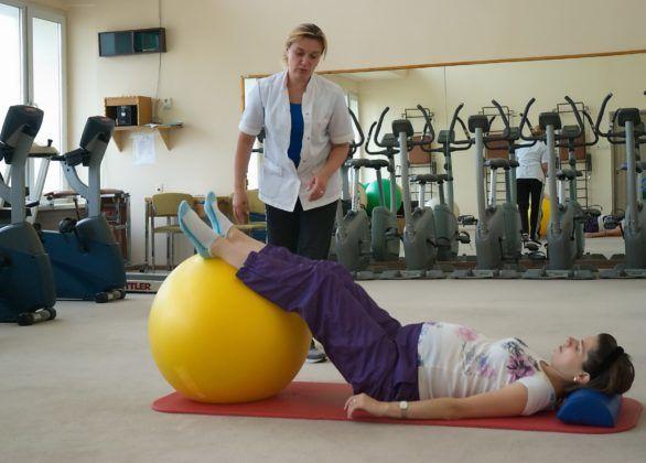 При дискинезии стоит заниматься лечебной физкультуры