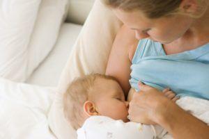 Лечение геморроя при кормлении грудью
