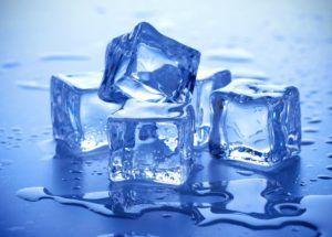 Лёд поможет снять острую боль при панкреатите