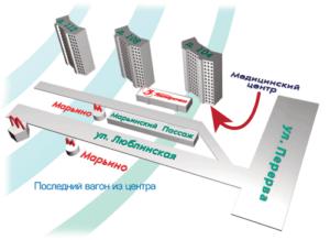 Медицинский центр в Марьино находится в топ лучших клиник России