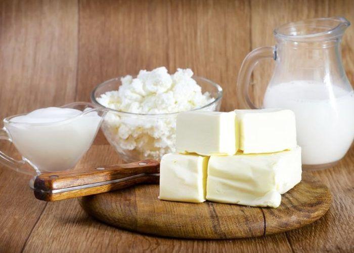 Молочная продукция с низкой жирностью