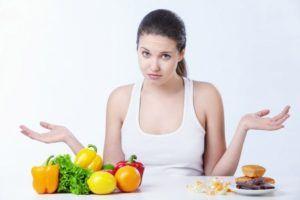 Важная причина изменения стула является нарушение диеты