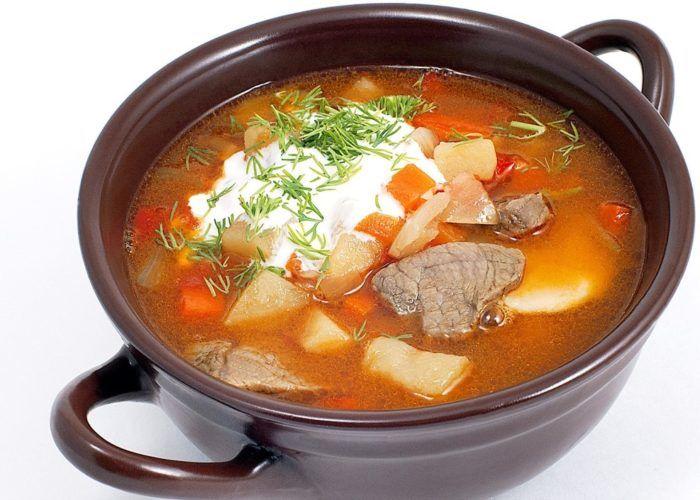 Наваристые супы