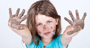 Инфекция может передаться через немытые руки