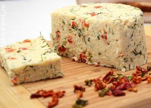 Острый сыр