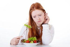 Симптомом воспаления поджелудочной железы является плохой аппетит