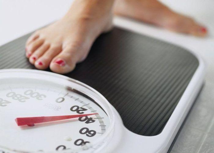 Плохой набор веса