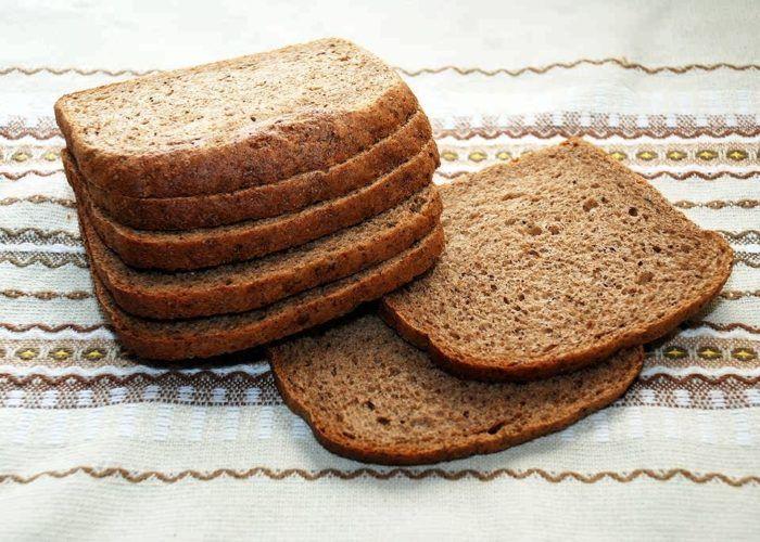 Подсушеный хлеб