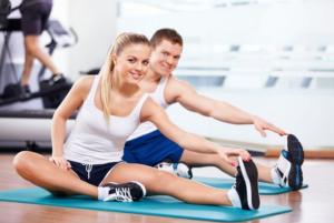 Правильная физическая активность