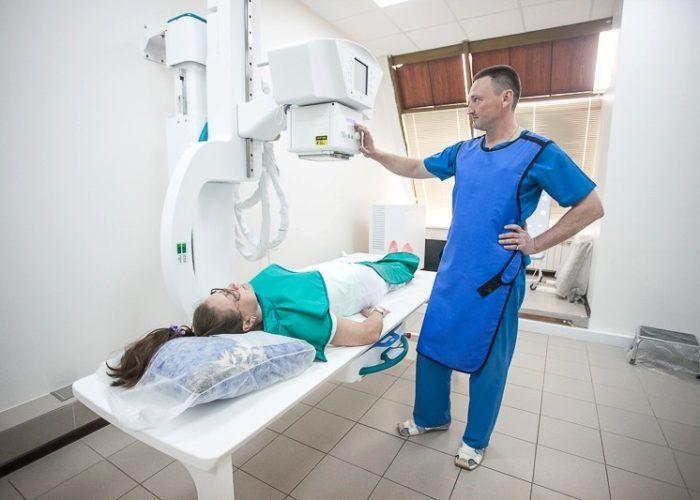 Рентгенография толстого кишечника