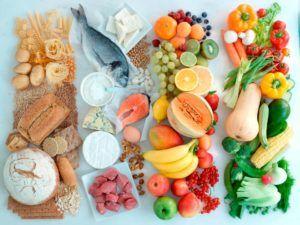 Сбалансированное правильно подобранное питание