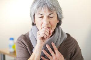 Снижению состояния иммунитета у пожилых