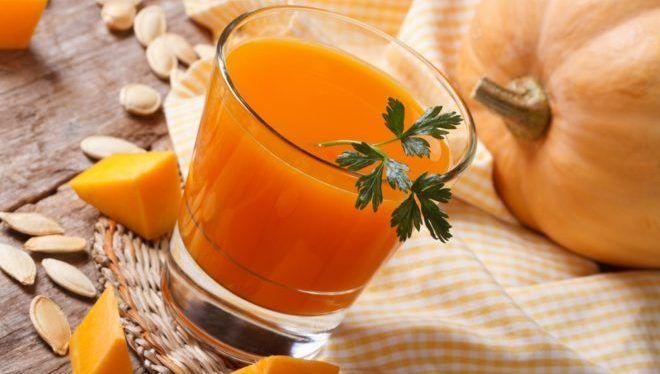 Сок тыквы